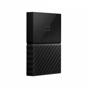 Wd My Passport 1Tb Black Usb3.0 2.5 Wdbynn0010Bbk-Wesn