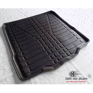 ford focus 5 sedan bagaj havuzu paspası 2019-2020