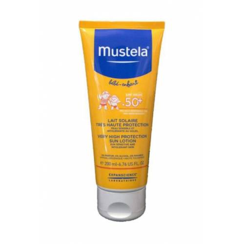 Mustela Very High Proection Sun Lotion SPF50200 ml 443598851