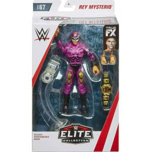 WWE Rey Mysterio Elite Collection