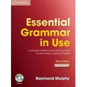 ESSENTIAL GRAMMAR IN USE WITH ANSWERS THIRD EDITION - RAYMOND MURPHY