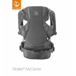 Stokke MyCarrier Front and Back Kanguru / Green Mesh
