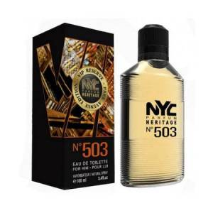 Nyc Park Avenue Vip Reserve No:503 For Him EDT 100 ml