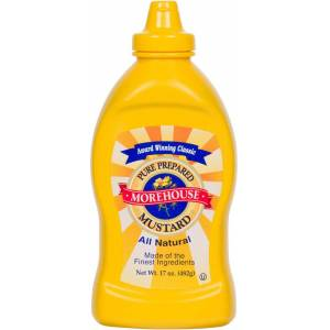 MOREHOUSE American Style Mustard Made in USA 482g