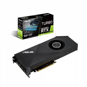 Asus Turbo-Rtx2060-6G Gamıng 6Gb 192Bit Gddr Asus Geforce Turbo Rtx-2060 Gddr6 6Gb 192Bit Dx12 Ekra