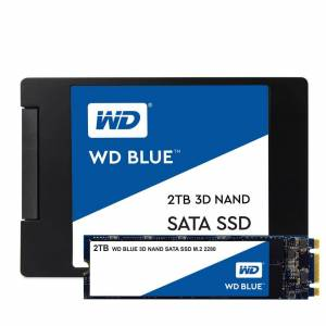 WD 2TB Blue Sata3 560530 Flash SSD WDS200T2B0B