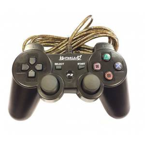 KONTORLAND KONTORLAND PS3 PC ANALOG GAME PAD PS-3007
