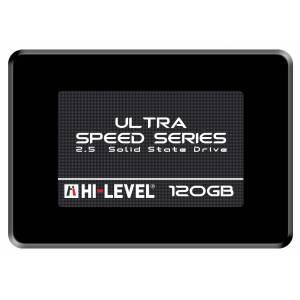 Hi-Level Ultra 120GB 550MB-530MB/s 25 Sata3 SSD HLV-SSD30ULT/120G  Aparat
