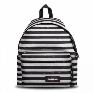Eastpak Padded PakR Stripe-it Black Sırt Çantası EK62030W
