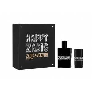 Zadig  Voltaire This Is Him EDT 100 ml Erkek Parfüm Seti