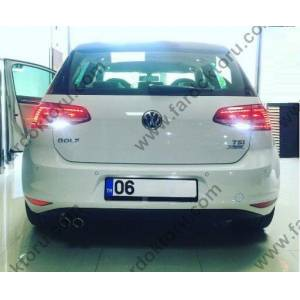 VW GOLF 7 BEYAZ LED GERİ VİTES LAMBASI AMPULÜ H21W PHOTON
