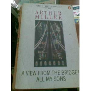 arthur millers a view from the bridge essay A view from the bridge by arthur miller explore the dramatic effectiveness of the last part of act one 'a view from the bridge' is a modern day tragedy based around the character of eddie who begins as a good, honest, working class long shore man with mixed feelings towards his niece, catherine.