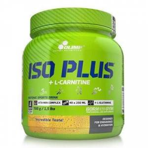 Olimp İso Plus Isotonicdrink 700 Gr Limon