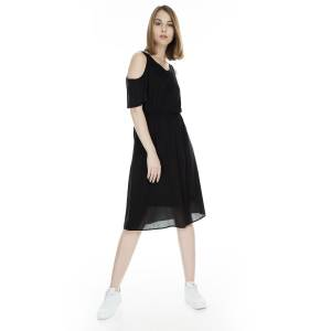 Only Onlrorry Cold Shoulder Bayan Elbise 15172822
