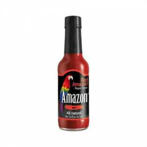 Amerikadan Amazon Red Acı Biber Sosu (155mL)