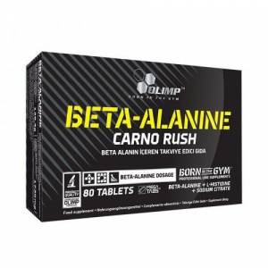 Olimp Beta Alanine Carno Rush 80 Tablet + HEDİYE