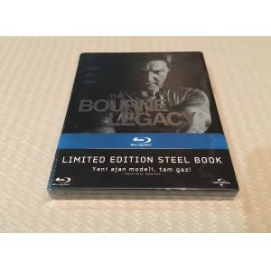The Bourne Legacy Limited Edition (Steelbook) Bluray