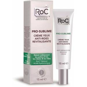 Roc Pro-Sublime Göz Kremi 15 ml