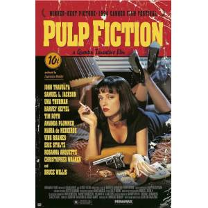 PULP FICTION MAXI POSTER İTHAL