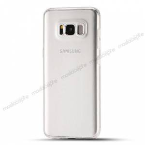 Samsung Galaxy S8 Plus G955 Soft Silikon 0.3mm Şeffaf