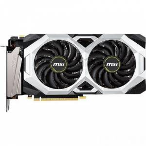 MSI GeForce RTX 2080 Ventus 8G V2 8GB 256Bit GDDR6 (DX12) PCI-E 3.0 Ekran Kartı (GeForce-RTX 2080-VE