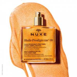 NUXE HİLE PRODIGIEUSE OR 100ml pompali şişe