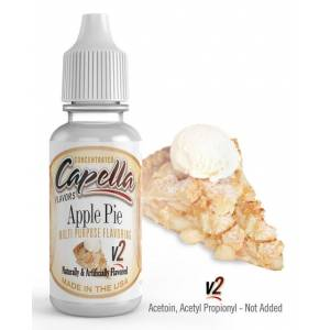 APPLE PİE CAPELLA 13 ML AROMA