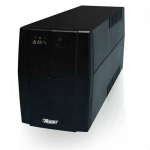 POWER BOOST B-650VA LED LINE INT. UPS UPS-B0650VA-01