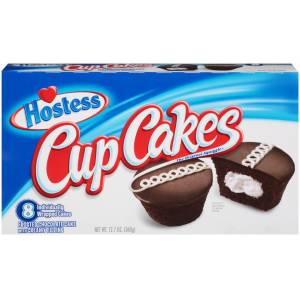 Hostess Cup cakes 360g Made in USA
