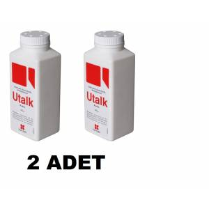 2 ADET Utalk Pudra 100gr TALK