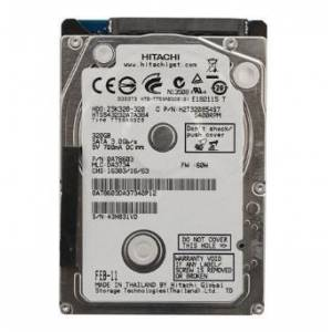 Hitachi 320GB 2.5 inç 5400rpm Notebook Harddisk