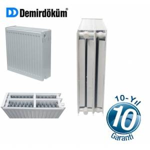 DEMİRDÖKÜM PLUS PANEL RADYATÖR DKEK PKKPKP 900-1100 mm