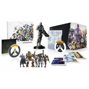 PC OVERWATCH COLLECTORS EDITION