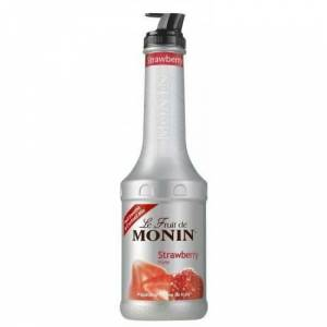 Monin Püre Çilek 1000ml