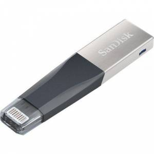 SANDISK SDIX40N-032G-GN6NN iXPAND 32 GB APPLE USB Bellek