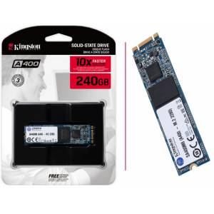 240GB Kingston A400 M.2 2280 500MB-320MBs Sata3 SSD SA400M8240G