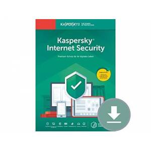 Kaspersky İnternet Security 2019 Versiyon 1 PC / Kullanıcı 1 YIL