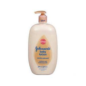 JOHNSON'S Vanilla Oatmeal Baby Lotion 798ml