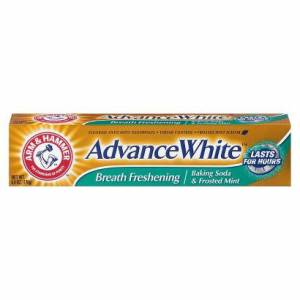 Arm amp Hammer AdvanceWhite Breath Freshening 170 gr
