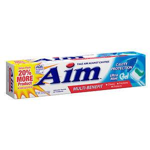 Aim Cavity Protection 156 gr - Diş Macunu