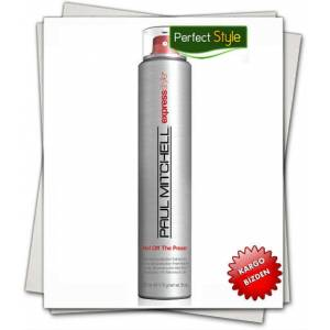 PAUL MITCHELL Express Style Hot Off The Press Saç Spreyi 200 ml