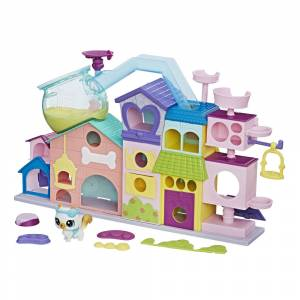Littlest Pet Shop Miniş Apartmanı C1158