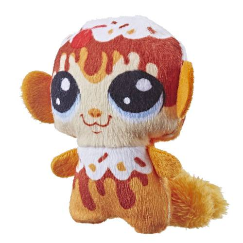 Littlest Pet Shop Gurme Miniş Peluş Monkey E2968-E3469 449530077