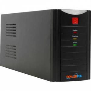 POWERFUL PL-600 650VA LINE INTERACTIVE UPS