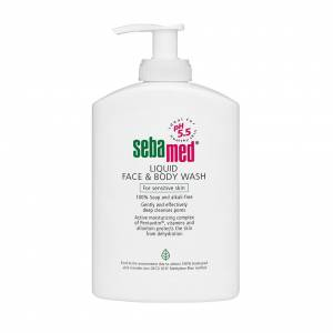 Sebamed Likit Yüz Vücut 1000 ml. Liquid Face  Body Wash