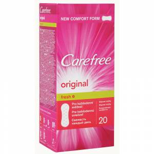 CAREFREE ORIGINAL FRESH 20Lİ