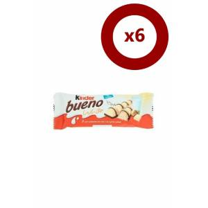 Kinder Bueno White 30 Gr 6'lı Set