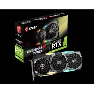 MSI RTX2080 8GB GDDR6 256BIT GAMING 3xDPHDMITYPE-C RTX 2080 GAMING X TRIO