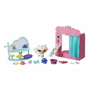 Littlest Pet Shop Miniş Mini Oyun Seti E0393-E1015