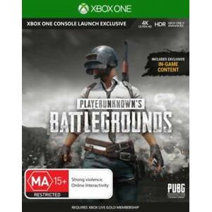 PlayerUnknowns Battlegrounds Pubg Xbox One Oyunu